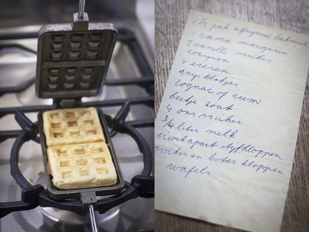 grootmoeders kookboek oliebollen
