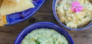groene bonen spread