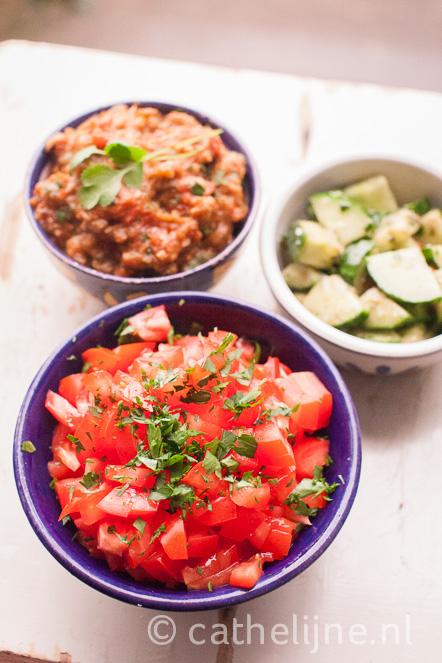 salade Maroccaine