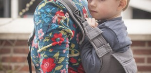 review Minimonkey baby carrier
