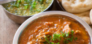 Murg Makhani, butter chicken