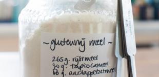 glutenvrij meel